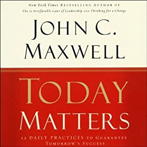 Today Matters Audiobook