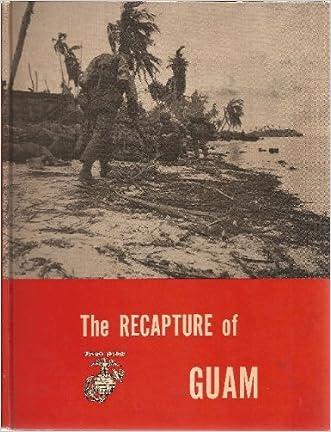 The Recapture of Guam **U.S. Marine WWII Monograph Series No. 12**