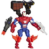 Marvel Super Hero Mashers Iron Patriot Figure 6 Inches