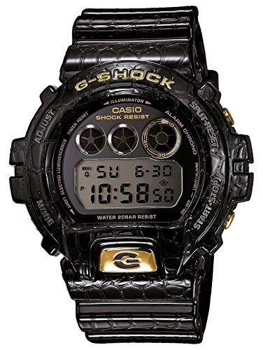 Casio G Shock G-Shock DW-6900CR-1ER Uhr Watch Crocodile edition