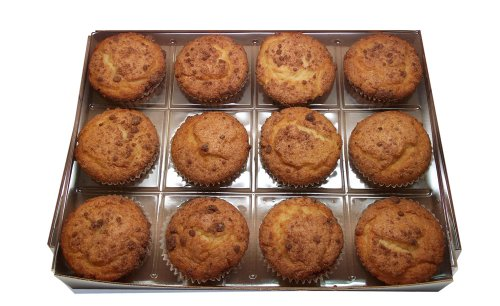 Coffee Cake Muffins 4.5 Oz. (12 Per Box)