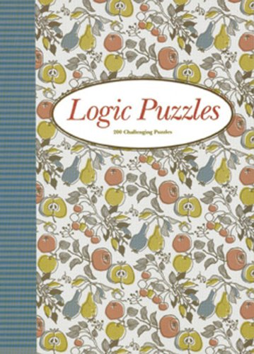 Logic: 200 Challenging Puzzles