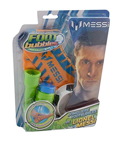 Foot Bubbles - Burbujas del pie Leo Messi, 4 colores variados (44120)