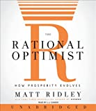img - for The Rational Optimist CD book / textbook / text book