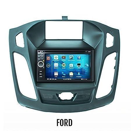 Alpha S700 pour FORD FOCUS MK4◄ La radio Android super solide avec GPS✔Bluetooth✔WiFi✔Multi-Touch Display✔3G✔Navigation✔ Préparée pour: TV (DVB-T) & Radio Numérique (DAB+), Dash-Cam
