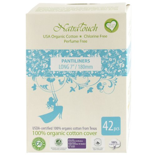 Natratouch Organic Pantiliners 7