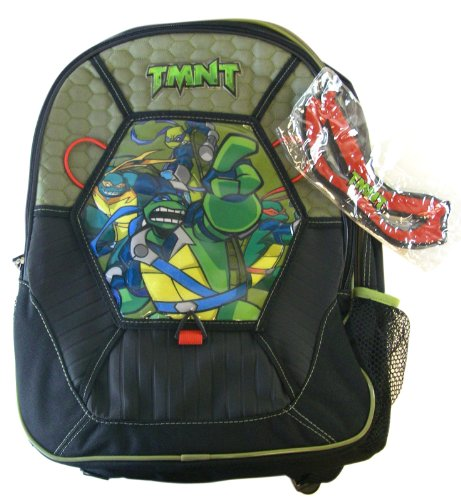 TMNT Teenage Mutant Ninja Turtles Backpack