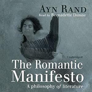 The Romantic Manifesto Audiobook