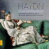 ハイドン : 弦楽四重奏曲集 (Haydn : String Quartets opus 20,33,64,76 & 77 | The Last Seven Words of Our Savior on The Cross / Quatuor Mosaiques) (10CD) [輸入盤]