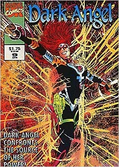 Hell's Angel - Dark Angel (1992 series) #9: Marvel United Kingdom
