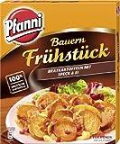 Pfanni Bauernfrühstück Bratkartoffeln mit Speck & Ei, 5x 2 Portionen (5 x 400 g)