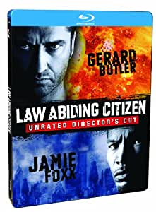 Law Abiding Citizen: Steelbook Edition Unrated Director's Cut [Blu-ray]