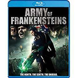 Army Of Frankensteins [Blu-ray]