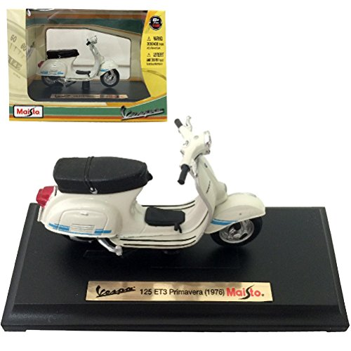Model VESPA 125 ET3 Primavera 1976 1:18 (Vespa Model compare prices)