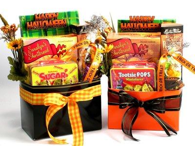 Spook-Tacular Treats - Halloween Gift Baskets
