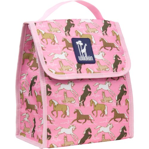 wildkin-kids-pink-horses-lunch-bag-multi-colour