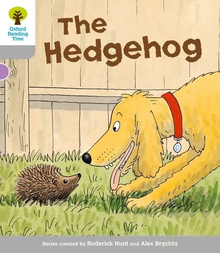 Hedgehog. Roderick Hunt, Thelma Page (Ort Wordless Stories)