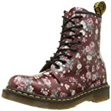 Dr Martens Women's 1460 Little Flowers Lace Ups Boots