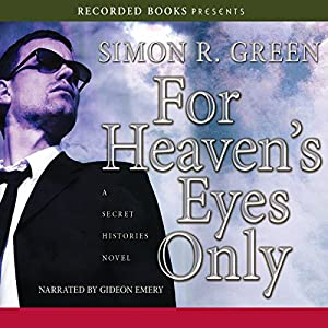 For Heaven's Eyes Only Audiobook