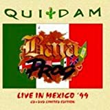 Baja Prog Live in Mexico '99 By QUIDAM (2008-12-08)