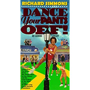 Richard Simmons Dance Your Pants Off! movie