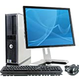 "Dell OptiPlex 745 Intel Core 2 Duo 1800 MHz 80Gig Serial ATA HDD 1024mb DDR2 Memory DVD ROM Genuine Windows XP Home Edition + 19"" Flat Panel LCD Monitor Desktop PC Computer Professionally Refurbished by a Microsoft Authorized Refurbisher"