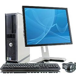 Dell Optiplex GX620 Intel Pentium 4 2800 MHz 40Gig Serial ATA HDD 1024mb DDR2 Memory DVD ROM Genuine Windows XP Professional + 19
