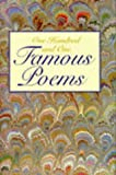 img - for One Hundred and One Famous Poems book / textbook / text book