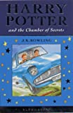 Cover of Harry Potter and the Chamber of Secrets by J. K. Rowling 0747562180