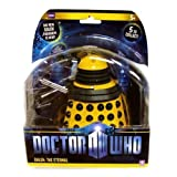 Doctor Who 2010 Paradigm Wave Figure - Yellow The Eternal Dalek