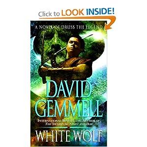 White Wolf  A Novel of Druss the Legend