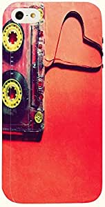 Amazing multicolor printed protective REBEL mobile back cover for iPhone 5 D.No.N-L-17826-IP5
