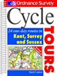 Cycle Tours: 24 One-day Routes in Ken...