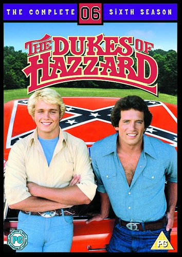 The Dukes of Hazzard – Season 6 [DVD]