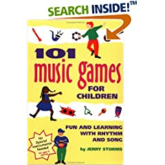 Music Games Book for Violin Students