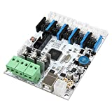 Geeetech 3D Printer Control Board GT2560 Support Dual Extruder Power Than ATmega2560 Ultimaker, Ramps
