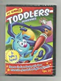 Click 'N Learn PC Games TODDLERS ages 2-5 In English and Spanish DVD