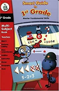 LeapFrog LeapPad Educational Book: Smart Guide to 1st Grade