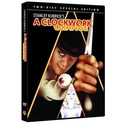 A Clockwork Orange (2 Disc Special Edition) [DVD] by Malcolm McDowell