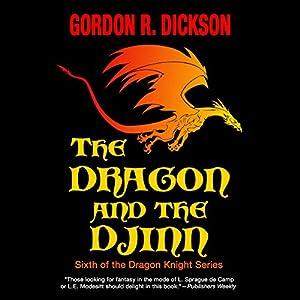 The Dragon and the Djinn Audiobook