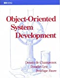 img - for Object-Oriented System Development book / textbook / text book