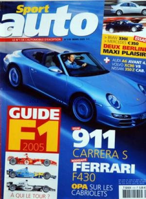 sport-auto-no-518-du-01-03-2005-essais-bmw-330i-mercedes-c350-audi-a6-avant-4-volvo-xc90-v8-et-nissa