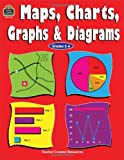 Maps, Charts, Graphs & Diagrams (Grades 3-6)
