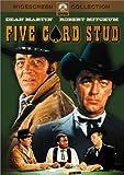 echange, troc Five Card Stud [Import USA Zone 1]