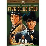 Five Card Stud ~ Dean Martin