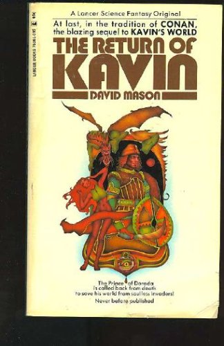 Image for The Return of Kavin