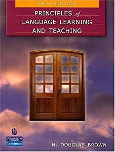"Cover of ""Principles of Language Learning..."