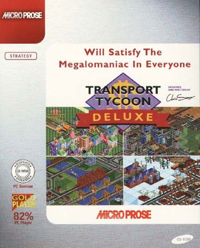 Transport Tycoon Deluxe - Box