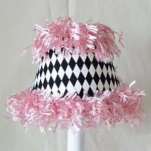 Amazon.com: Silly Bear Lighting Diamond Daze Night Light, Pink/Black