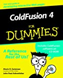 img - for ColdFusion4 For Dummies (For Dummies (Computers)) book / textbook / text book